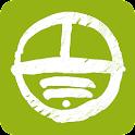 Natuurpunt -Fiets/wandelroutes