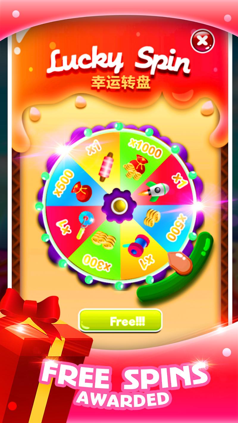Скриншот Double Crush-Match Three Games