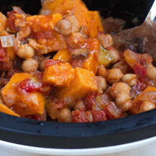 Crock Pot Sweet Potato Chili
