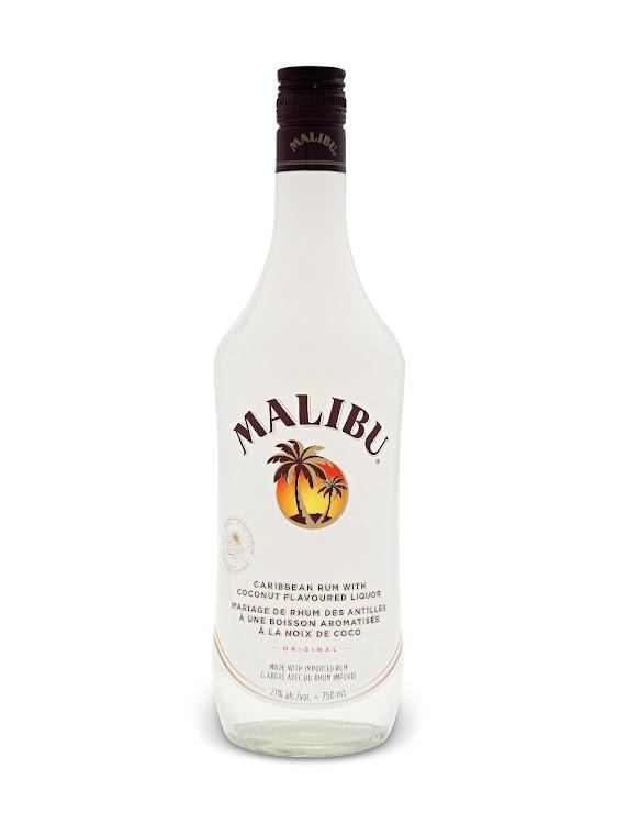Logo for Malibu Coconut Rum