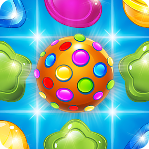 Gummy Candy – Match 3 Game for PC and MAC