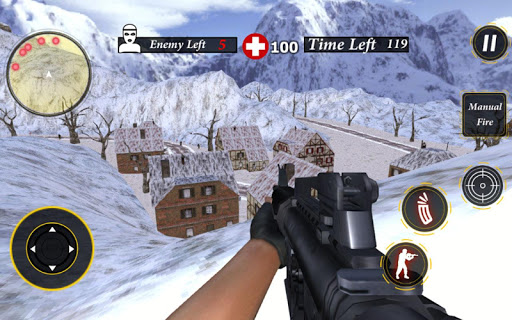 Survival Squad Free Fire Unknown Firing Battle screenshot 12