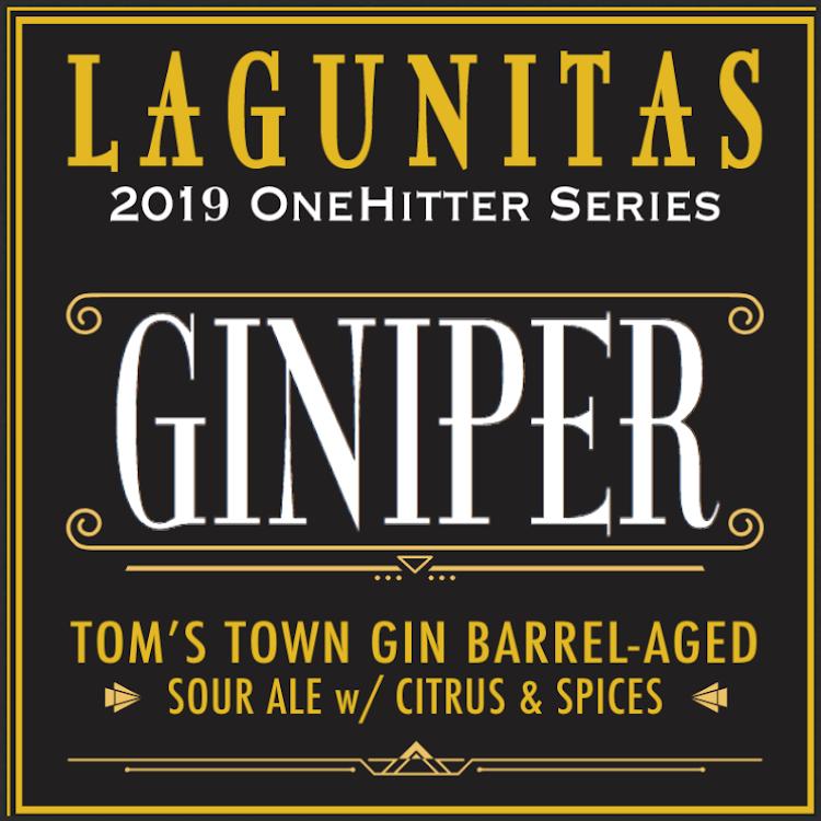 Logo of Lagunitas Giniper