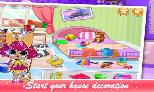 Dolls Makeover Room 2.25 screenshots 1