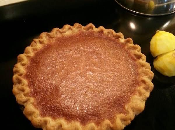 Lemon Pie Recipe