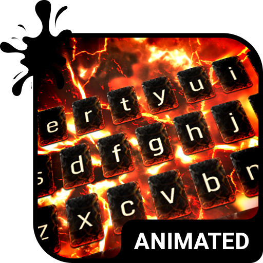 Volcano Animated Keyboard file APK for Gaming PC/PS3/PS4 Smart TV