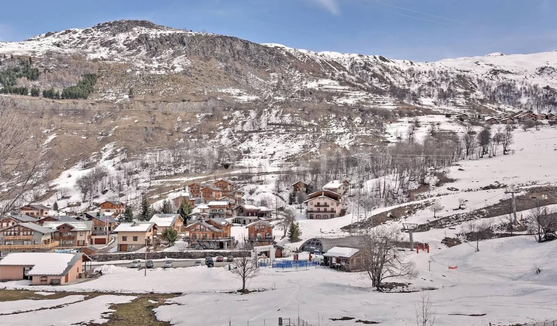 Chalet Saint-Martin-de-Belleville