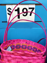 Photo: I picked up one of these baskets for a little girl in my classroom.