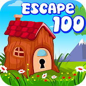 100 Escape Games - Kavi Games - Escape Game Bucket icon