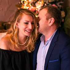 Wedding photographer Kseniya Izergina (izergina). Photo of 27.12.2016