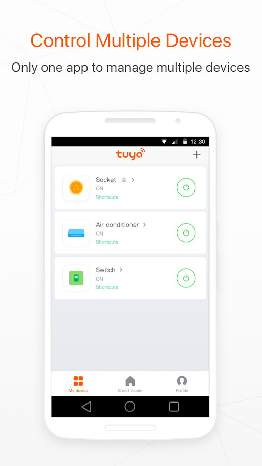 Tuya Smart APK 3.2.1 screenshots 3