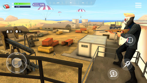 FightNight Battle Royale: FPS Shooter cheat screenshots 2