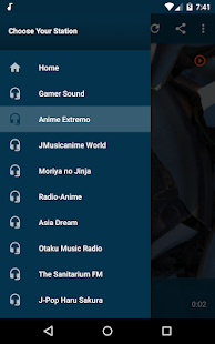 The Anime Channel - Radios Anime, J-Pop and K-Pop! Screenshot