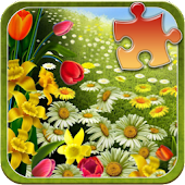 Spring Puzzle Game