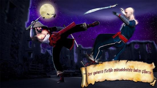 Savaş Lordu Ninja Kılıç Dövüşü Ekran Görüntüsü