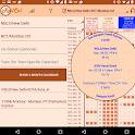 RailCal: Seat Calendar/PNR icon