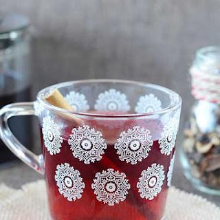 Mulled Hibiscus Tea