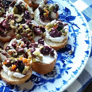 Goat Cheese Tapenade Recipes