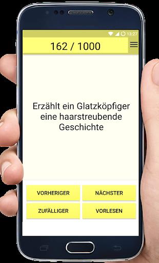 1000 Flachwitze 1.1.0 screenshots 1