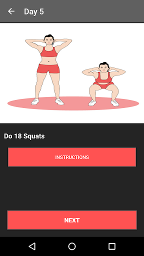 30 Day Legs Workout Challenge  screenshots 13