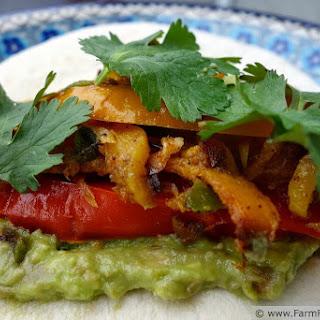 Roasted Winter Squash Tacos.