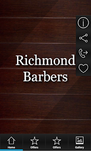 Richmond Barbers- screenshot thumbnail