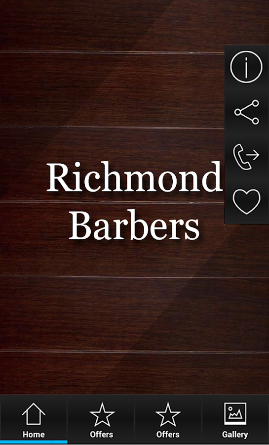 Richmond Barbers- screenshot