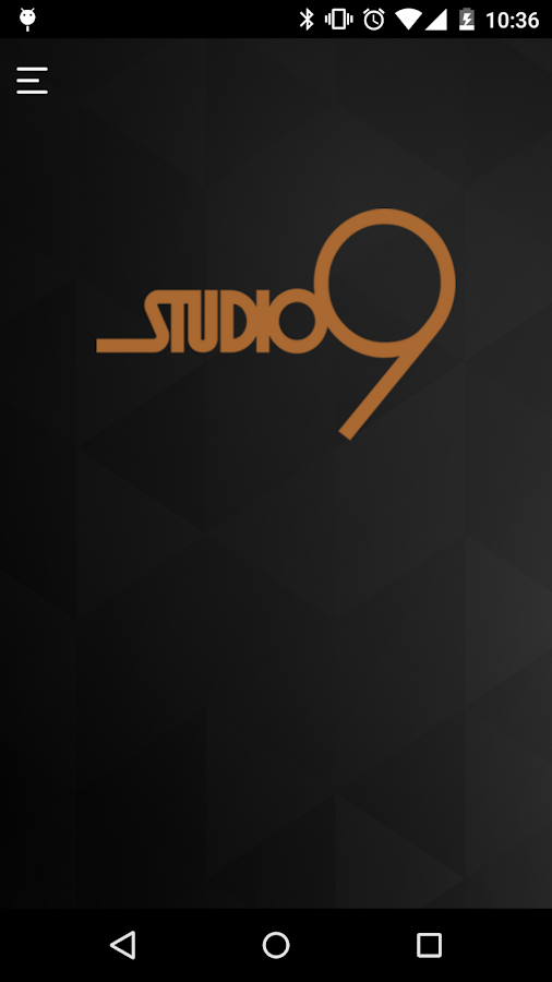 Studio 9- screenshot
