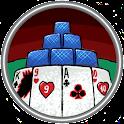 Card Tripeaks Pyramid 4in1 icon
