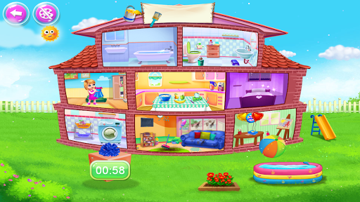 Ruby Baby Care Babysitter & Dream house 2.0.02.0.0 screenshots 3