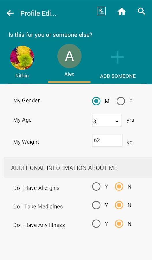 Consult on Phone - EnteHealth App- screenshot