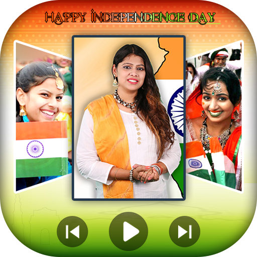 Independence Photo Video Maker