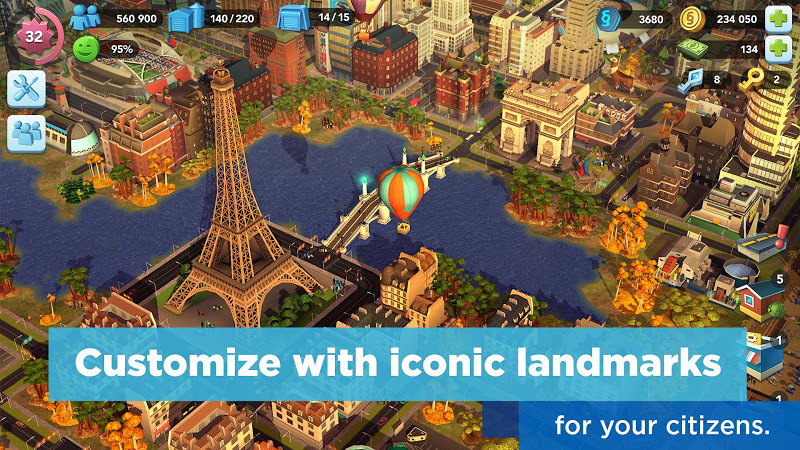 SimCity BuildIt Screenshot 13