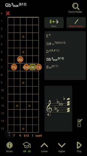 Oolimo Guitar Chords screenshot 3