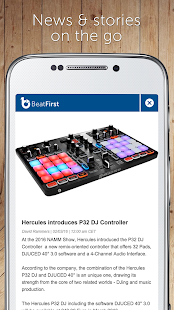 BeatFirst- screenshot thumbnail