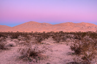 Photo: Kelso Dunes (HDR)