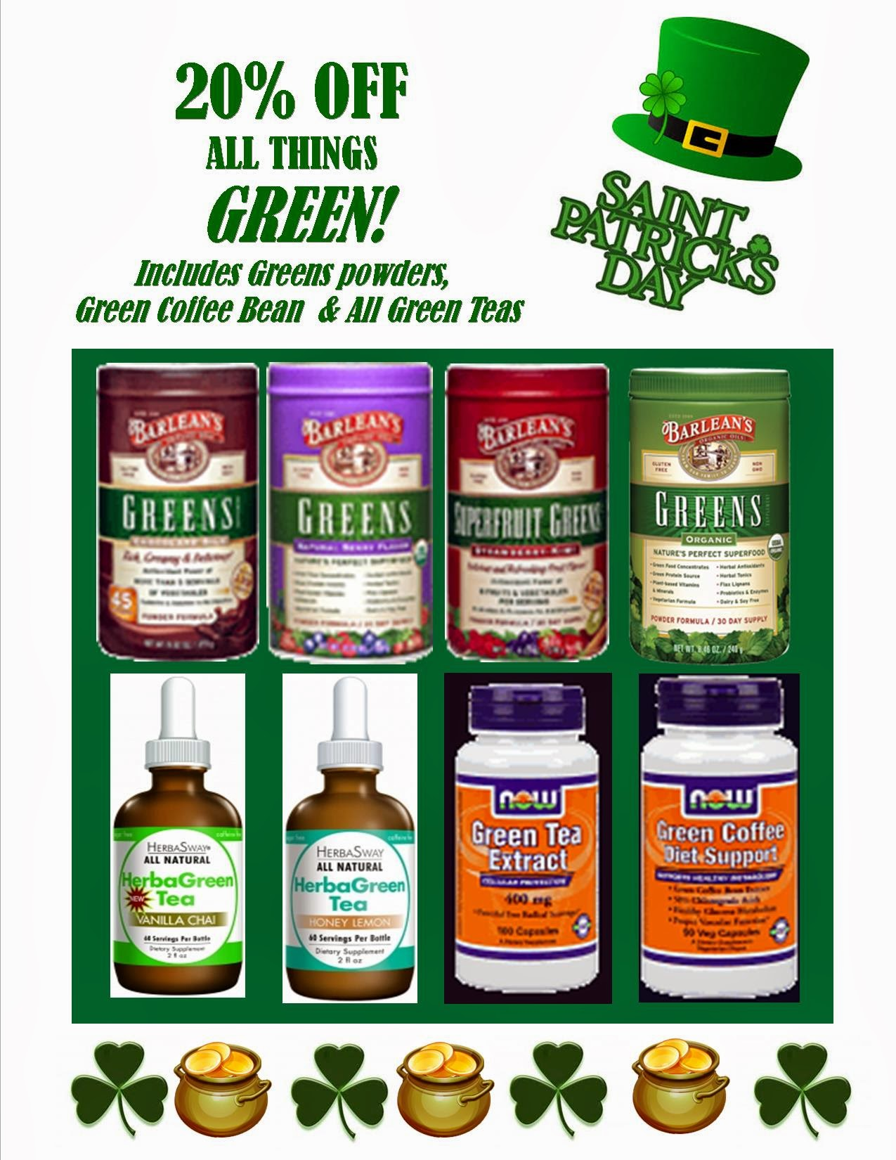 Album Google Klinning Green Coffee Blend Photo Saint Patricks Day Special 20 Off All Things