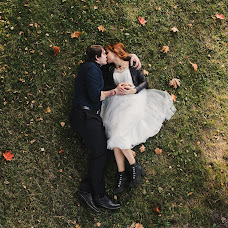 Wedding photographer Evgeniy Pushkin (epushkin). Photo of 24.10.2017