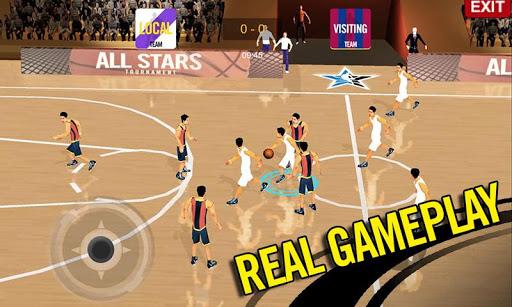 籃球3D遊戲2017年