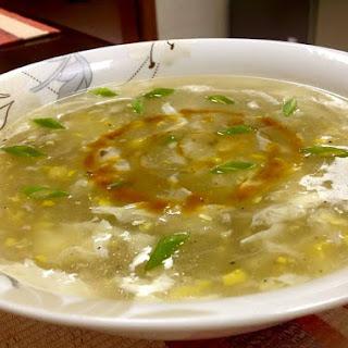 Chinese Chicken Corn Soup Recipe