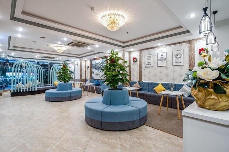 Tiền sảnh khách sạn 3 sao combo đà nẵng