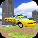Taxi Driver Duty Ville jeu 3D icon