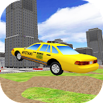 Taxi Driver Game Icon