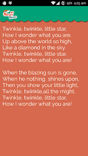 Nursery Rhymes - screenshot thumbnail