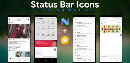 Substratum] StatusBar Icons (+extras) for Samsung - Apps on