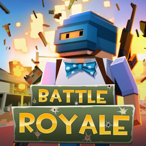 Grand Battle Royale: Pixel FPS(Mod Money) 3.4.7mod