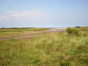 Photo: Norfolk Coast Path - From Holme to Brancaster - Holme Marsh