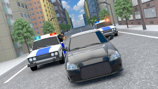 Police Car DPS apktreat screenshots 1