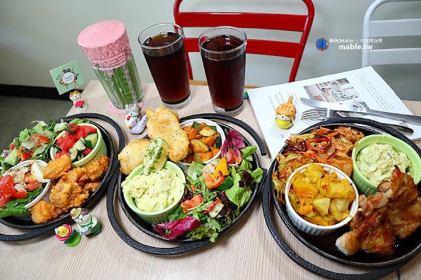 Smoko Salad Bar:多款蔬食沙拉自由配,搭配主餐更飽足