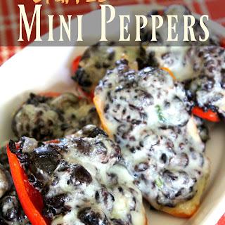 Stuffed Mini Peppers.